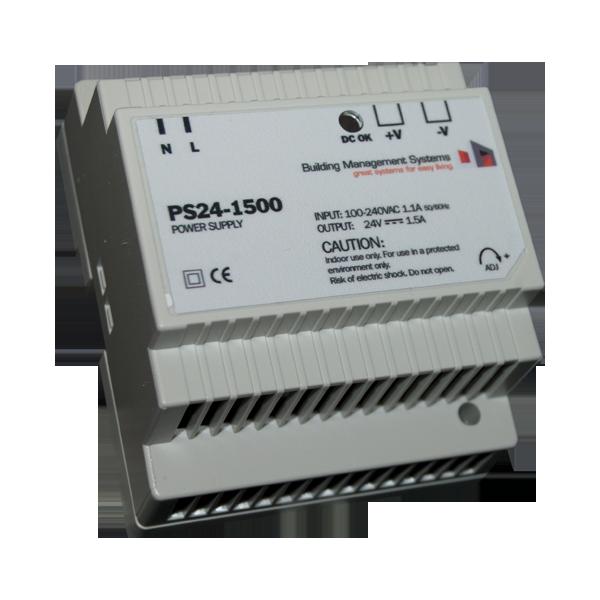 PS24-1500 Power supply 24V DC / 1500mA | BMS