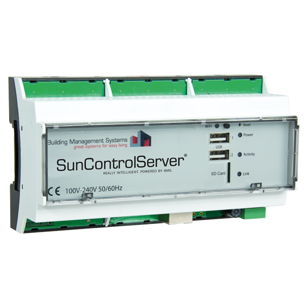 SCS – SunControlServer® KNX