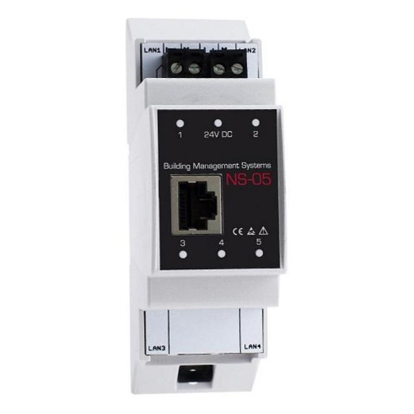 NS-05 – 5port-Netzwerkswitch