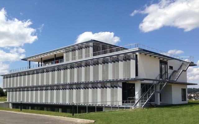 Bürogebäude – Pfarrkirchen (DE)