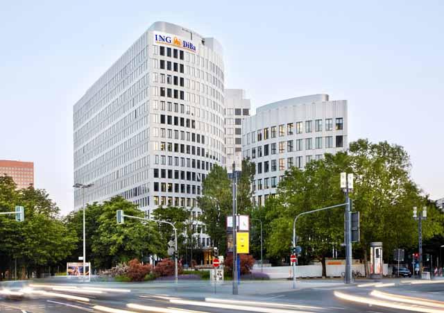 Bürohaus LEO – ING DiBa AG – Frankfurt am Main (DE)