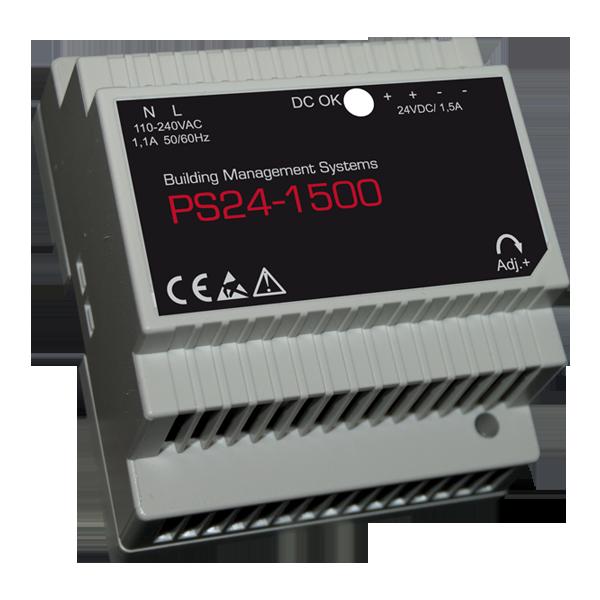 PS24-1500 Power supply 24V DC / 1500mA